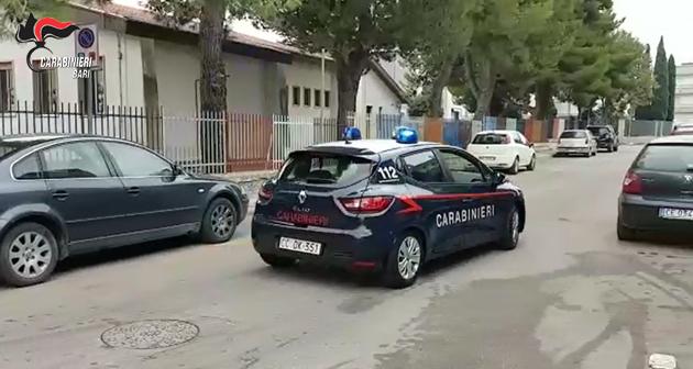 Rapinatore seriale arrestato ad aquaviva l 39 adriatico for Monolocale arredato acquaviva delle fonti